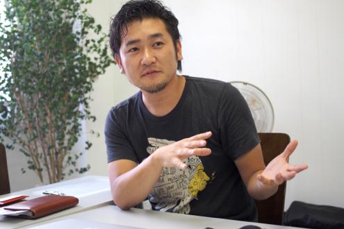 株式会社SMILE CREATE GROUP 代表取締役 伊藤 賢治 様